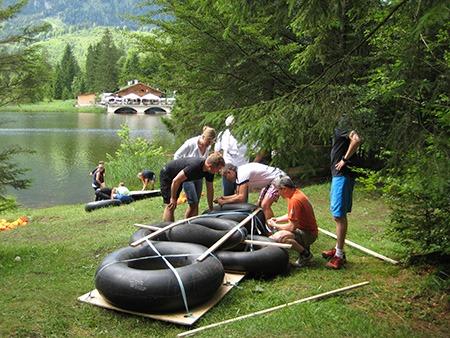 Team Building Activities Frankfurt