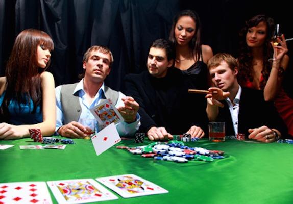 Casino Nacht Firmenevent