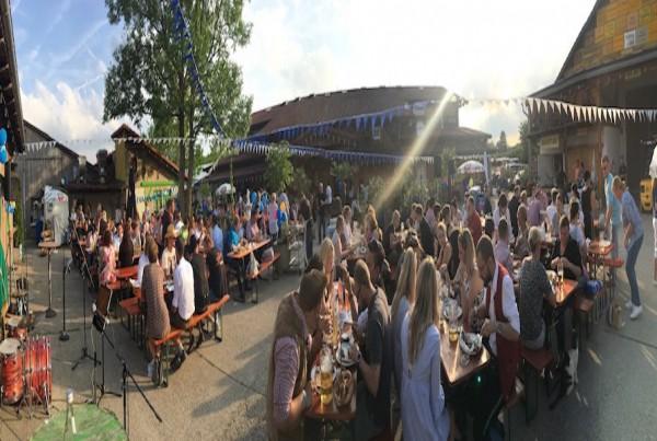 Sommerfest für Firma