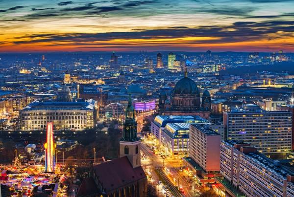 BERLIN Erlebnisprogramme von OPEN DOOR Events