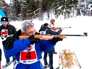Biathlon Teamevent