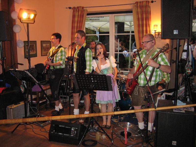 Oktoberfest- Band