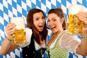 Oktoberfest als Betriebsfeier