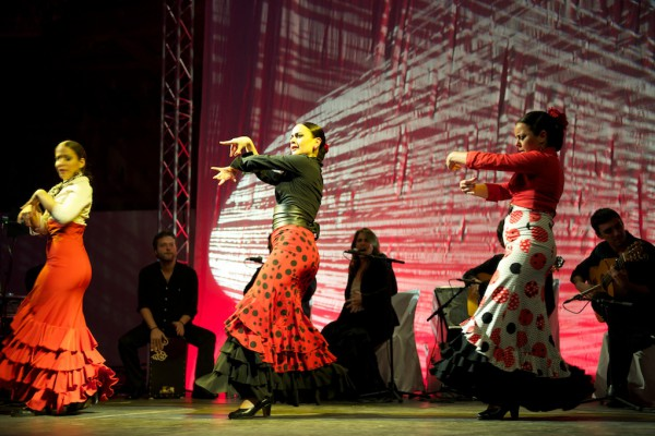 Flamenco Nacht Barcelona Incentive Reise