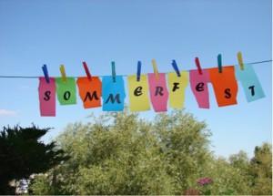 Sommerfest für die Firma