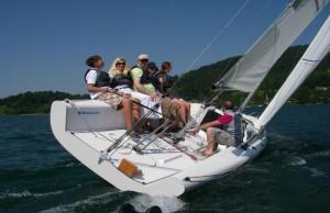 segeln als teamevent