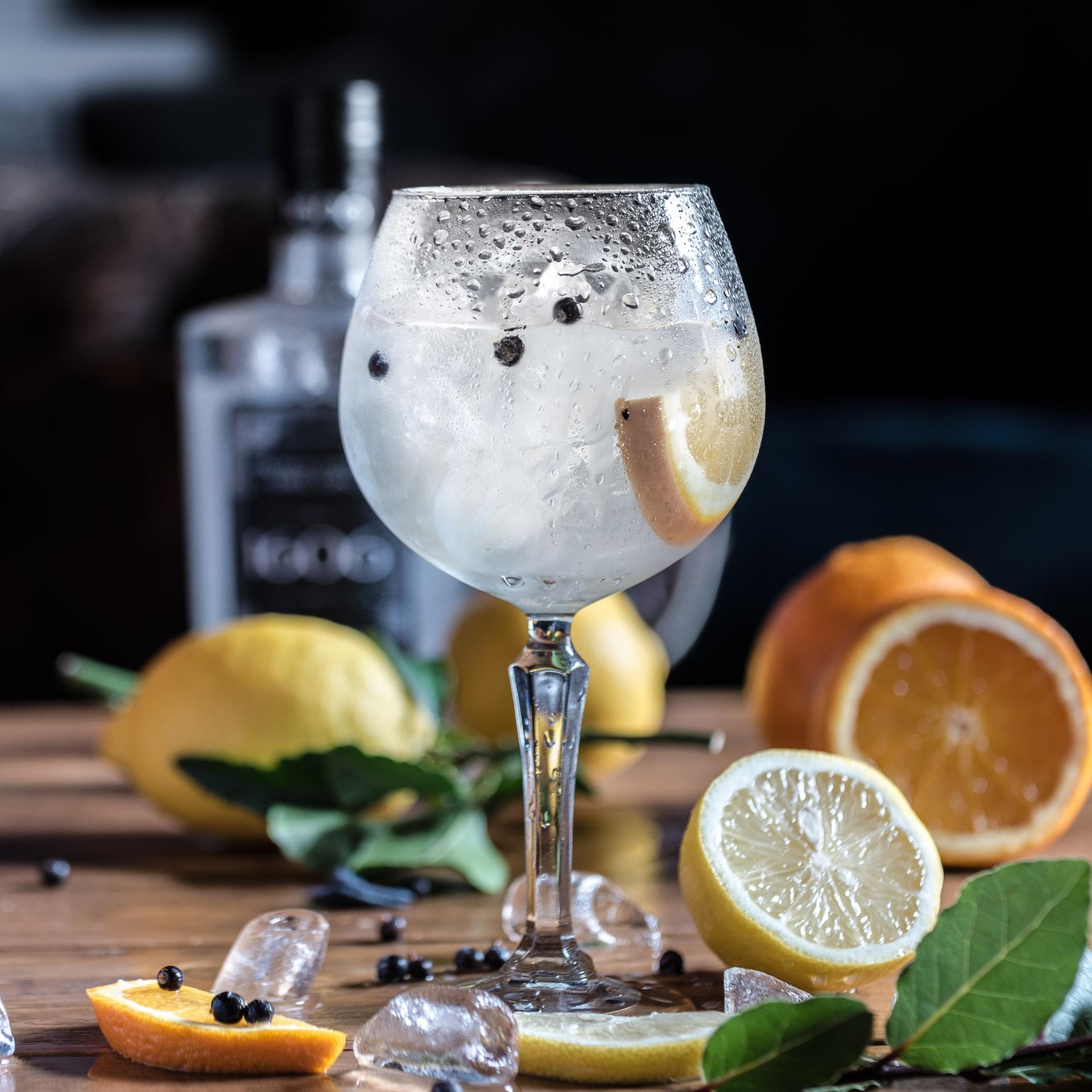 Gin Tasting OPEN DOOR